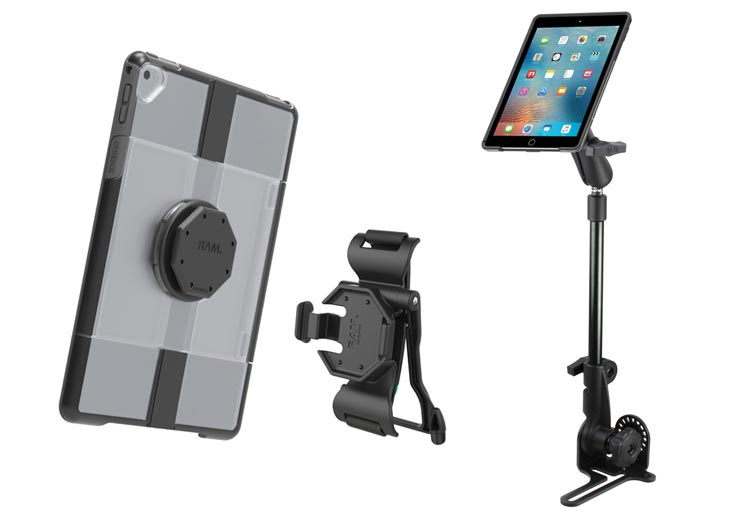 uniVERSE iPad Mounts