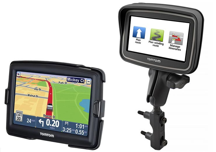 More TomTom Mounts