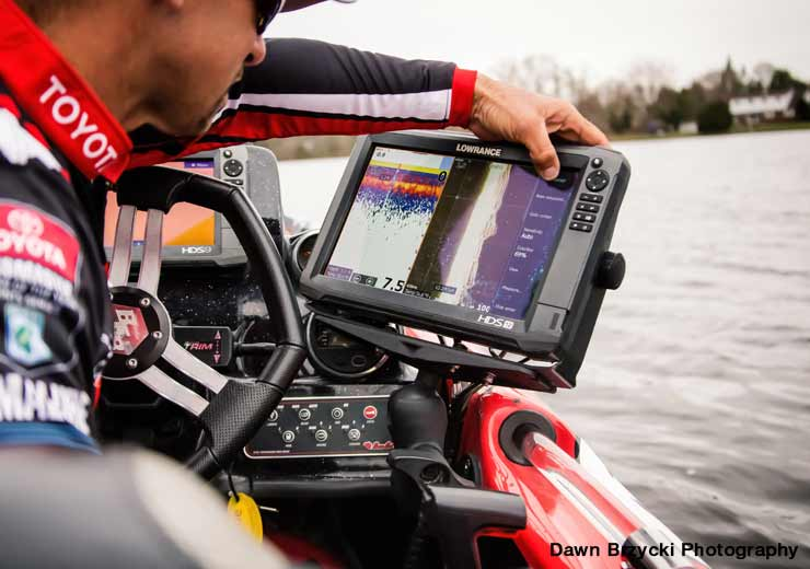 Fishfinder, Rod Holder, Device Mounts For Powerboats | RAM