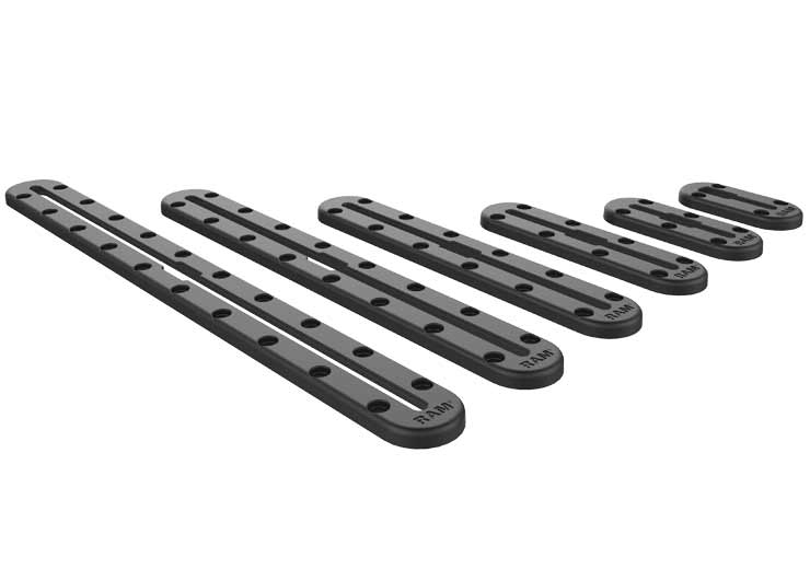 Top-loading Composite RAM® Tough-Track™ in 6 different lengths