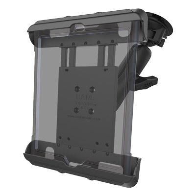 RAM-166-TAB17U - RAM Tab-Tite Large Tablet Mount with RAM Twist-Lock Suction Cup