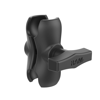 RAM-201U-B - RAM Double Socket Arm