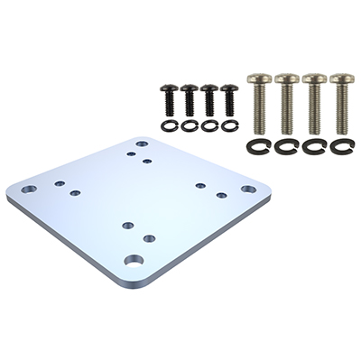 RAM-202-225B-1U - Mounting Plate for 60mmx60mm VESA Monitors