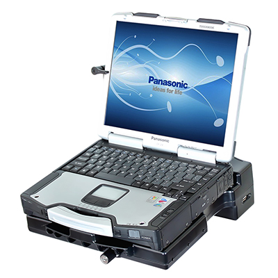 RAM-234-PAN1P-2RF - RAM PANASONIC MNT TOUGH TRAY DUAL RF