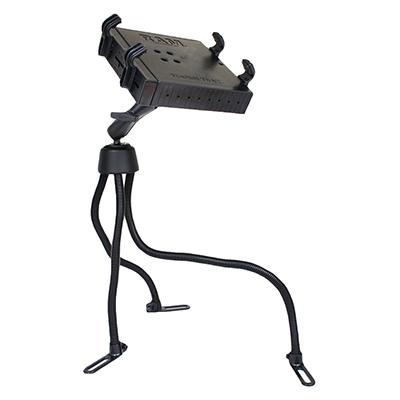 RAM-316-3BA1U - RAM Pod III Double Ball Laptop Mount