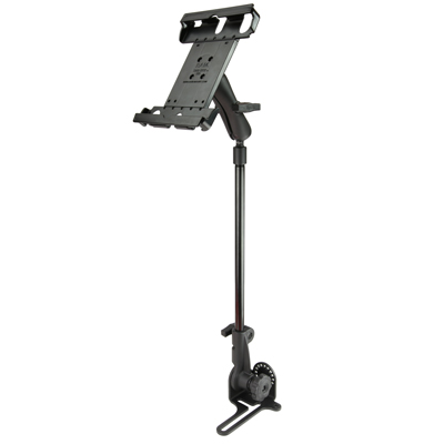 "RAM-316-HD-18-TAB20U - RAM Pod HD Vehicle Mount for 9""-10.5"" Tablets with Heavy Duty Cases"