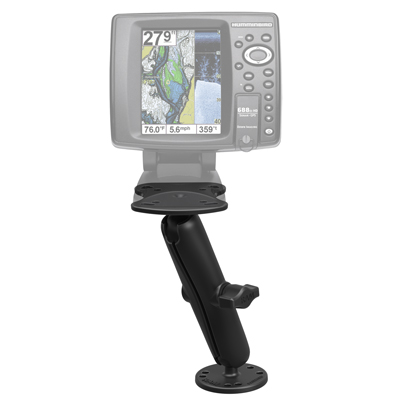 RAM-B-107U-C - RAM Fishfinder Mount for Humminbird Devices