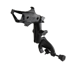 RAM-B-121-GA7U - RAM Double Ball Yoke Clamp Mount for Garmin GPSMAP 176, 396, 496 + More