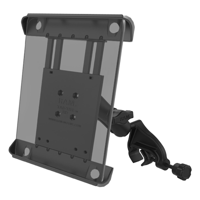RAM-B-121-TAB3U - RAM Tab-Tite Yoke Clamp Mount for iPad Gen 1-4