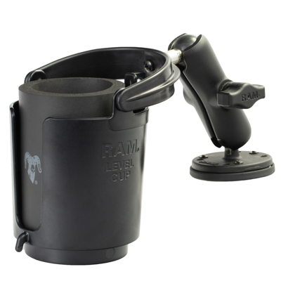 RAM-B-132MU - RAM Level Cup 16oz Drink Holder with Magnetic Base