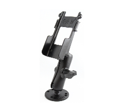 RAM-B-138-BC1U - RAM Drill-Down Mount with Universal Belt Clip Cradle