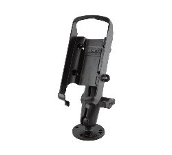 RAM-B-138-GA6U - RAM Drill-Down Mount for Garmin GPS 72, 76, 96, and GPSMAP 72 & 76S
