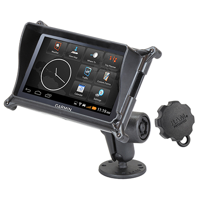 RAM-B-138-S5-GA66LU - UNPD RAM S5 LOCKING GARMIN FLEET 660 670