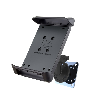 RAM-B-138-TAB4-225BU - UNPKD RAM MOUNT THICK TAB-TITE BACKING