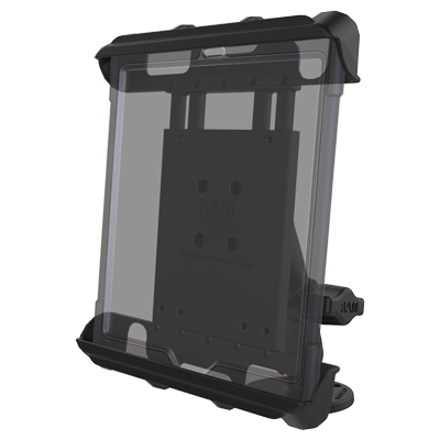 RAM-B-138-TAB8U - RAM Tab-Tite Drill-Down Mount for Large Tablets with Cases