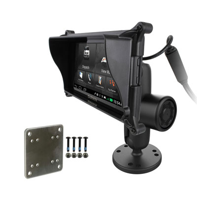 RAM-B-138B-GA66LU - UNPKD LOCK GARMIN FLEET 660 670 BACKING