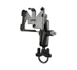 RAM-B-149Z-GA24U - RAM Handlebar U-Bolt Double Ball Mount for Garmin nuvi 200 + More