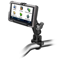 RAM-B-149Z-GA34U - RAM Handlebar U-Bolt Mount for Garmin nuvi 1300 & 2400 Series + More