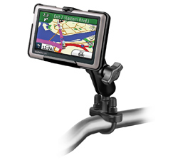 RAM-B-149Z-GA35U - RAM Handlebar U-Bolt Double Ball Mount for Garmin nuvi 1400 Series
