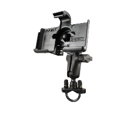 RAM-B-149Z-GA37U - RAM Handlebar U-Bolt Double Ball Mount for Garmin nuvi 1690