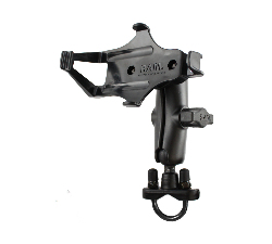 RAM-B-149Z-GA7U - RAM Handlebar U-Bolt Mount for Garmin GPSMAP 196, 296, 396, 496 + More