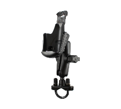 RAM-B-149Z-GA8U - RAM Handlebar U-Bolt Double Ball Mount for Garmin Rino 110, 120 & 130