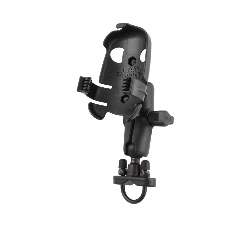 RAM-B-149Z-MA14 - RAM Handlebar U-Bolt Double Ball Mount for Magellan eXplorist + More