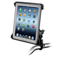 RAM-B-149Z-TAB-LG - RAM Tab-Tite Handlebar U-Bolt Mount for Large Tablets