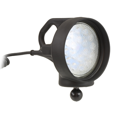 "RAM-B-152B - RAM SPOTLIGHT WITH 1"" BALL"