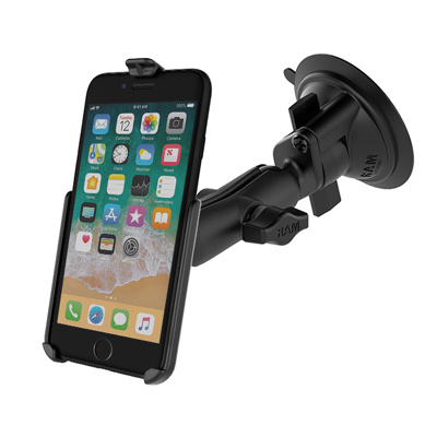 RAM-B-166-AP18U - UNPK SUCTION MNT FOR APPLE IPHONE 6