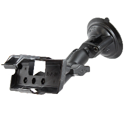 RAM-B-166-GA2 - RAM Twist-Lock Suction Cup Mount for Garmin 2, 3 & 5