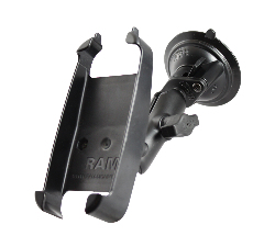 RAM-B-166-LO3 - RAM Twist-Lock Suction Cup Mount for Lowrance Explorer, Hunt + More