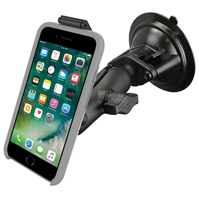 RAM-B-166-OT2U - RAM Twist-Lock Suction Cup Mount for OtterBox uniVERSE Phone Cases