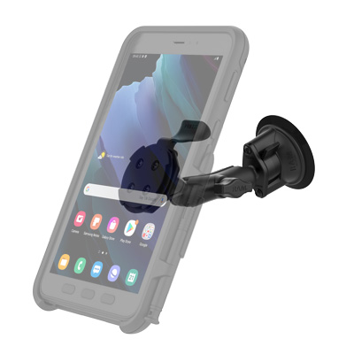 RAM-B-166-OT3U - RAM SUCTION MOUNT OTTER UNIVERSE TABLET