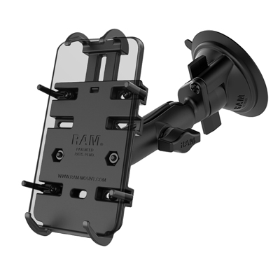 RAM-B-166-PD3 - RAM SUCTION MOUNT UNIVERSAL PDA