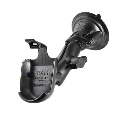 RAM-B-166-SPO2U - RAM Twist-Lock Suction Cup Mount for SPOT IS Satellite GPS Messenger