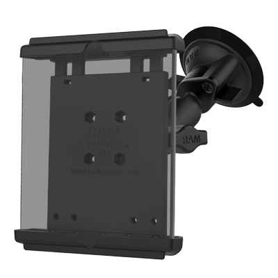 RAM-B-166-TAB12U - RAM Tab-Tite with RAM Twist-Lock Suction Cup for iPad mini 1-4