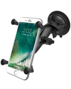 RAM-B-166-UN10U - RAM Twist Lock Suction Cup Mount with Universal X-Grip® Large Phone/Phablet Cradle