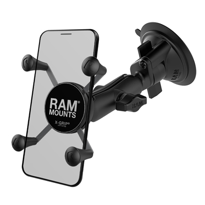 RAM-B-166-UN7U - RAM X-Grip Phone Mount with RAM Twist-Lock Suction Cup