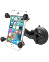 RAM-B-166-UN7U - RAM Twist Lock Suction Cup Mount with Universal X-Grip® Cell/iPhone Cradle