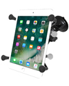 "RAM-B-166-UN8U - RAM Twist Lock Suction Cup Mount with Universal X-Grip® Cradle for 7"" Tablets"