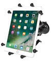 "RAM-B-166-UN9U - RAM Twist Lock Suction Cup Mount with Universal X-Grip® Cradle for 10"" Large Tablets"