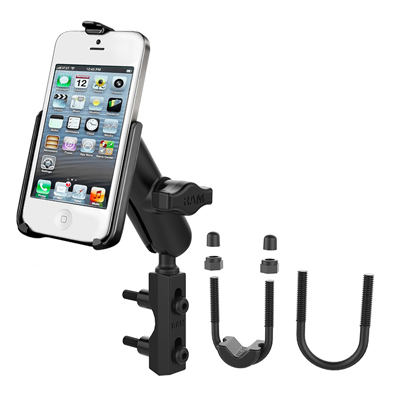 RAM-B-174-AP11 - RAM MOTORCYCLE APPLE IPHONE 5