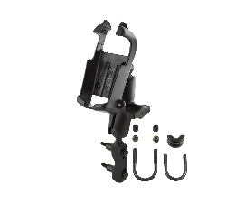 RAM-B-174-GA5U - RAM Brake/Clutch Reservoir Mount for Garmin eTrex Legend, Vista + More