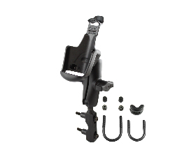 RAM-B-174-GA8U - RAM Brake/Clutch Reservoir Mount for Garmin Rino 110, 120 & 130