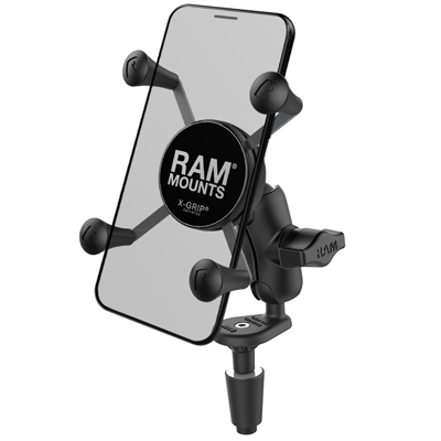 RAM-B-176-A-UN7U - UNPKD RAM STEM MOUNT SHORT ARM & RAM X-GRIP