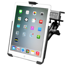 RAM-B-177-AP14U - RAM GLARE SHIELD MNT APPLE IPAD MINI