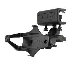 RAM-B-177-GA7U - RAM Glare Shield Clamp Mount for Garmin GPSMAP 176, 296, 496 + More