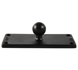 "RAM-B-202U-25 - RAM Ball Base with 1.5"" x 4.5"" 4-Hole Pattern"