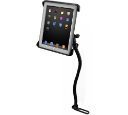 RAM-B-316-1-TAB3 - RAM Tab-Tite with RAM Pod I Vehicle Mount for iPad Gen 1-4 + More